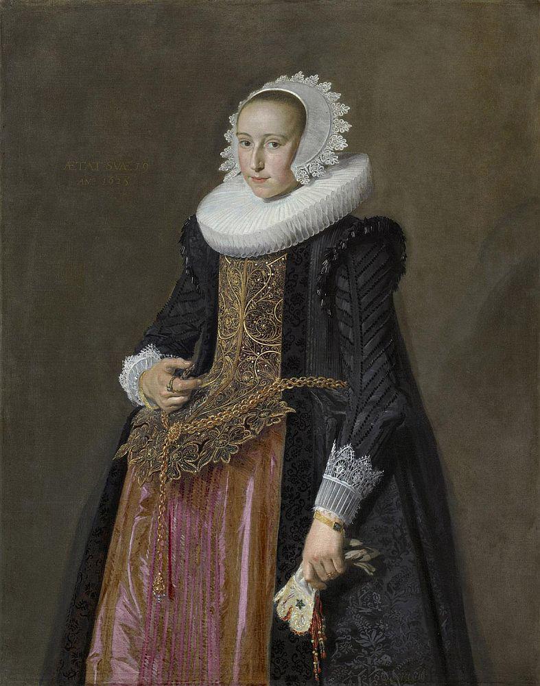 Frans Hals / Aletta Hanemans (1606-1653)