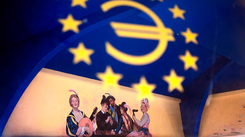 Krach eura
