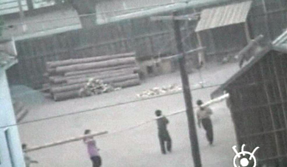 Severokorejský pracovní tábor