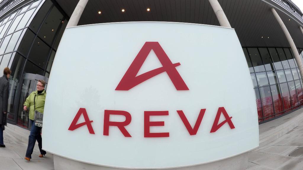 Společnost Areva