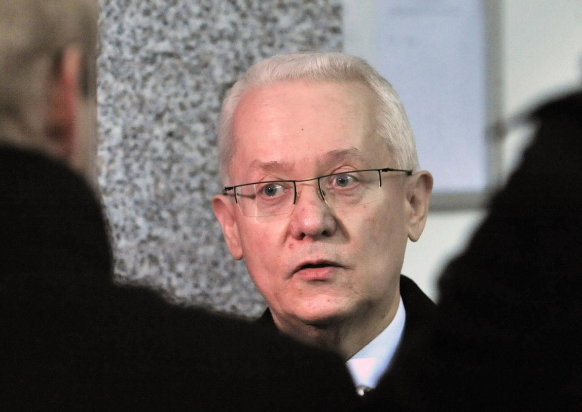 Státní zástupce Alois Dlouhý