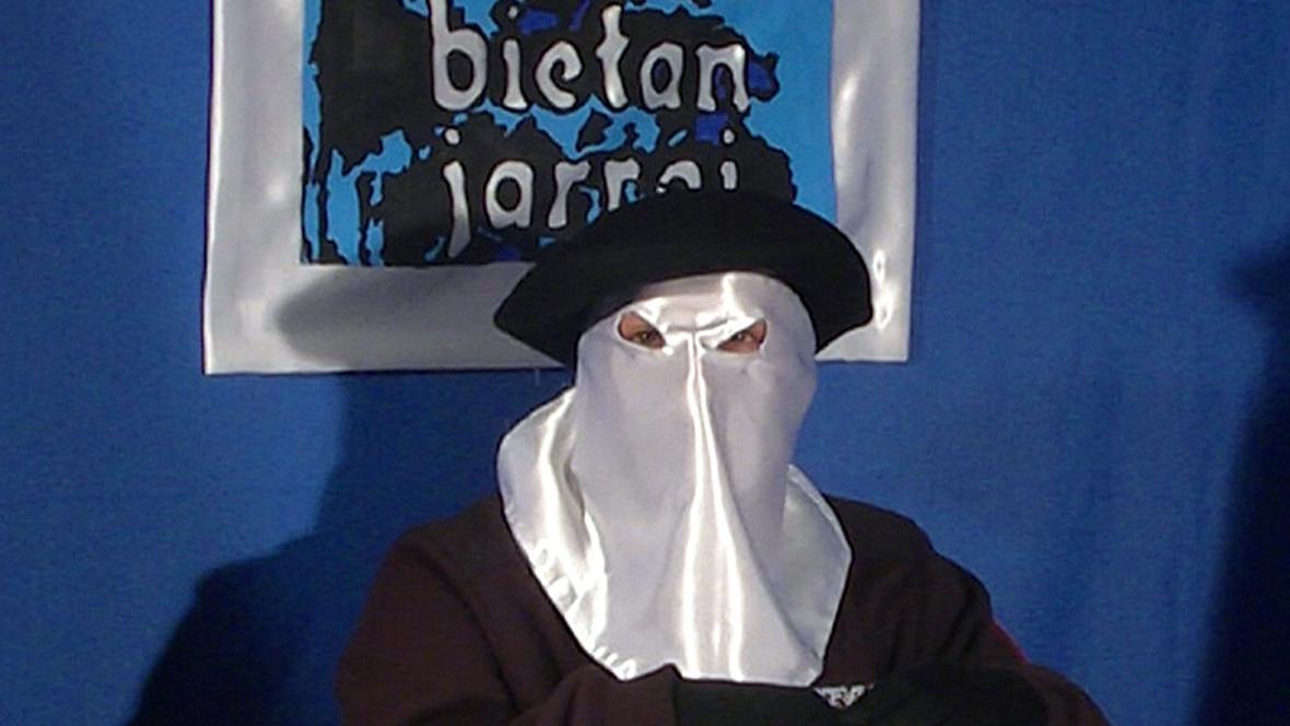 Baskická organizace ETA