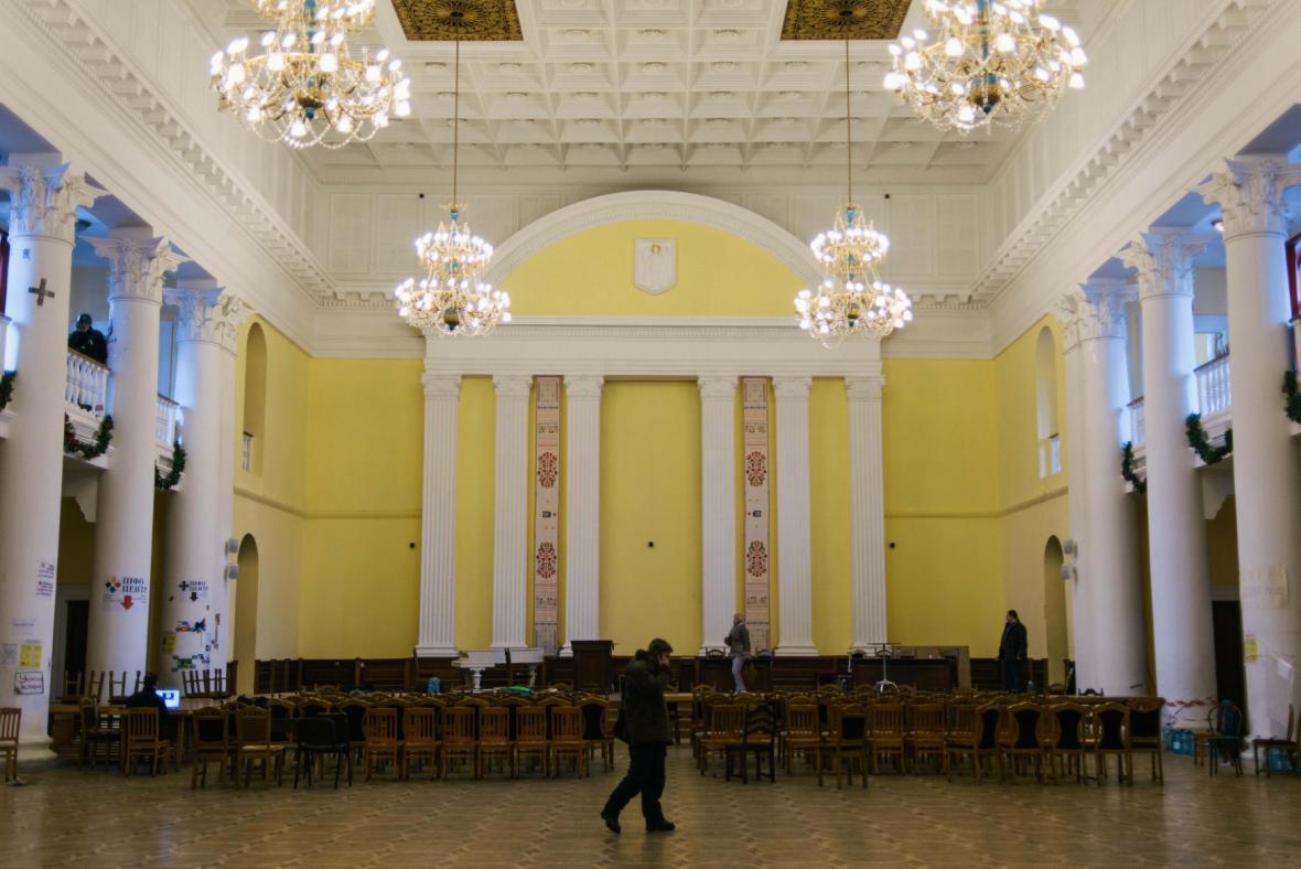 Kyjevská radnice