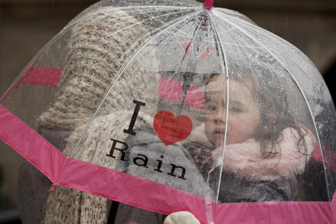 Británii sužují vytrvalé deště