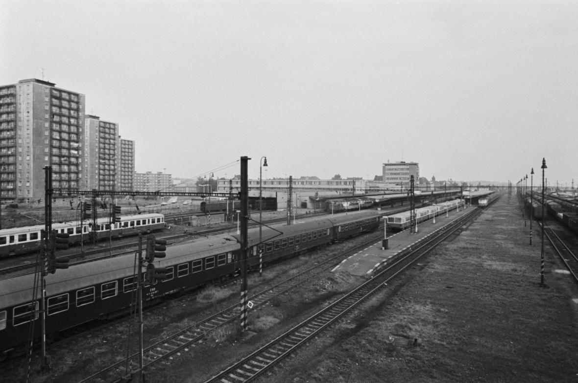 Chebské nádraží