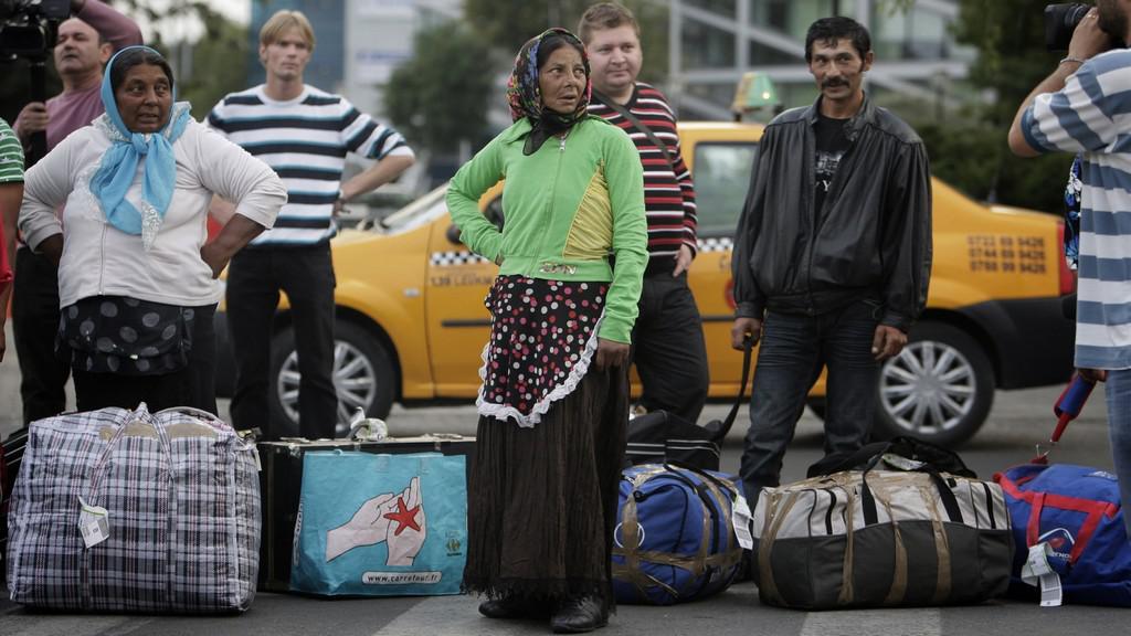 Rumunští Romové