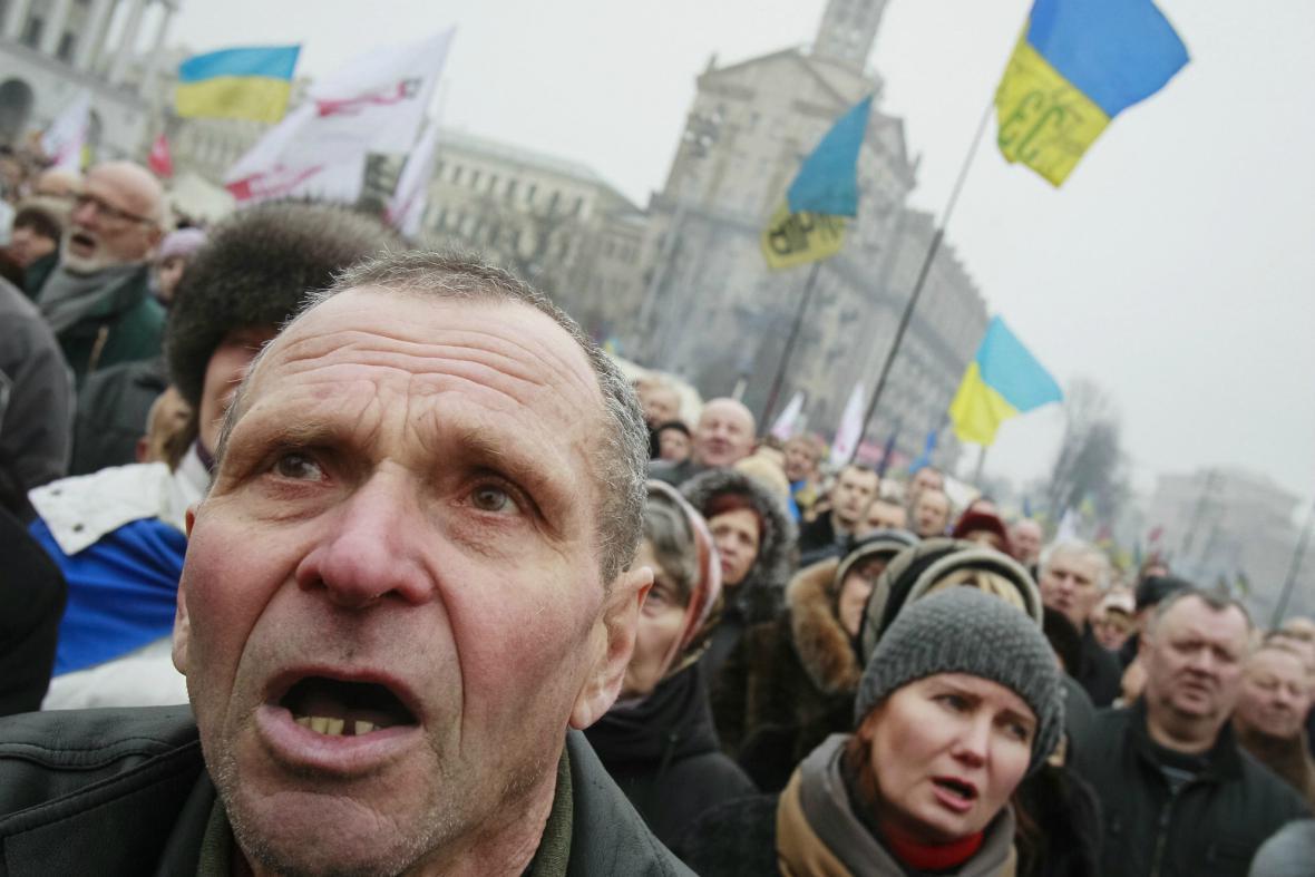 Kyjevské protesty