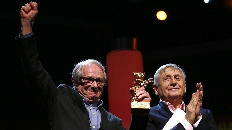 Ken Loach a Jiří Menzel