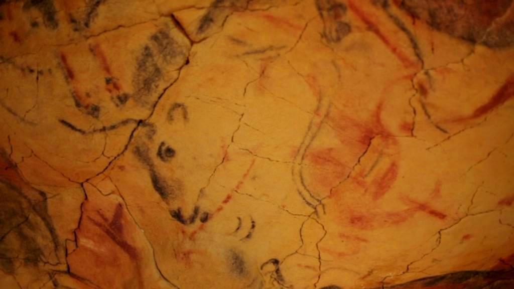 Replika jeskyně Altamira