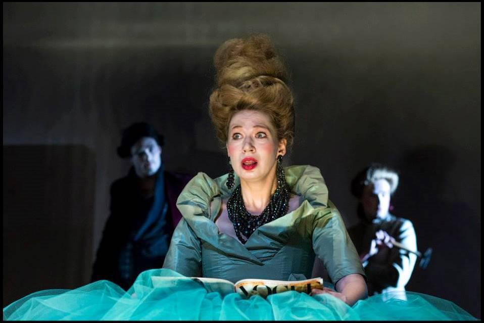 Představení Marie Antoinetta