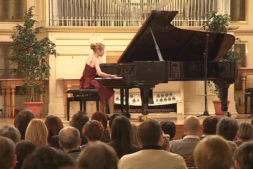 Mladí klavíristé se utkali v soutěži Amadeus