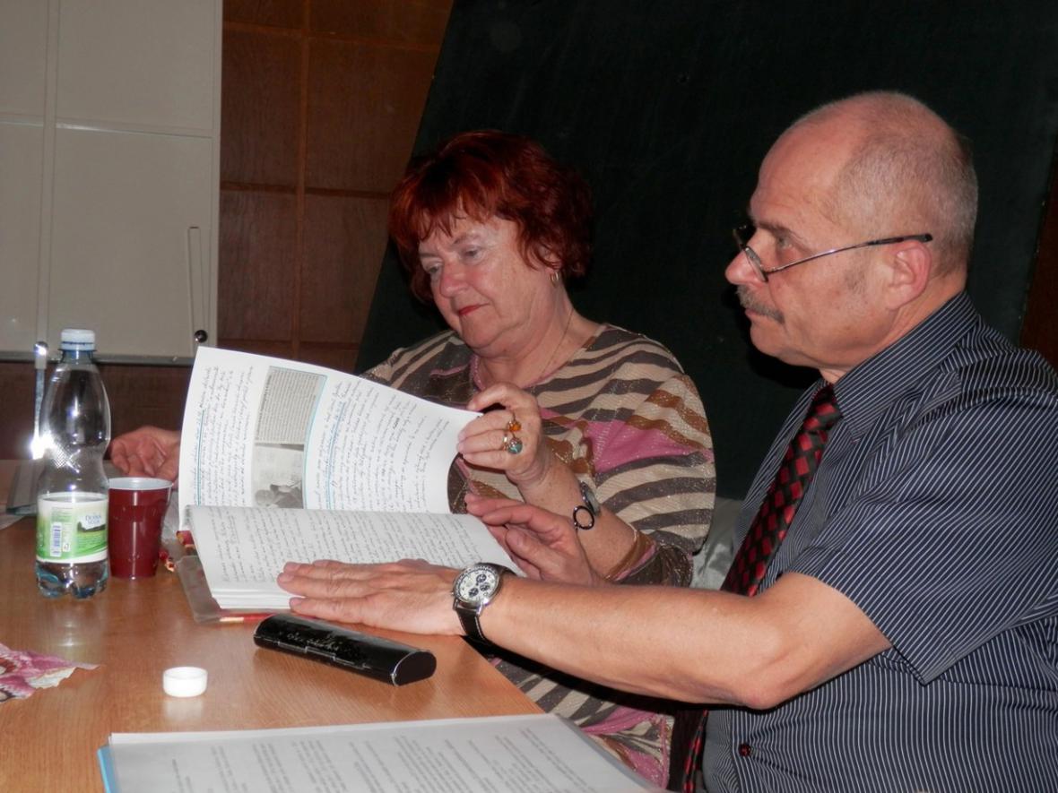 Schůzka Spolku rodáků a přátel Loun v Praze