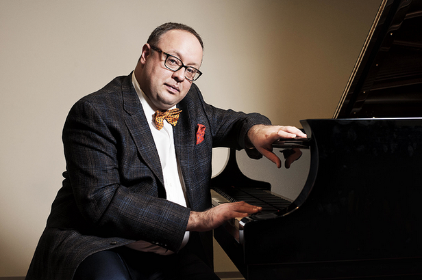 Pianista Alexander Ghindin