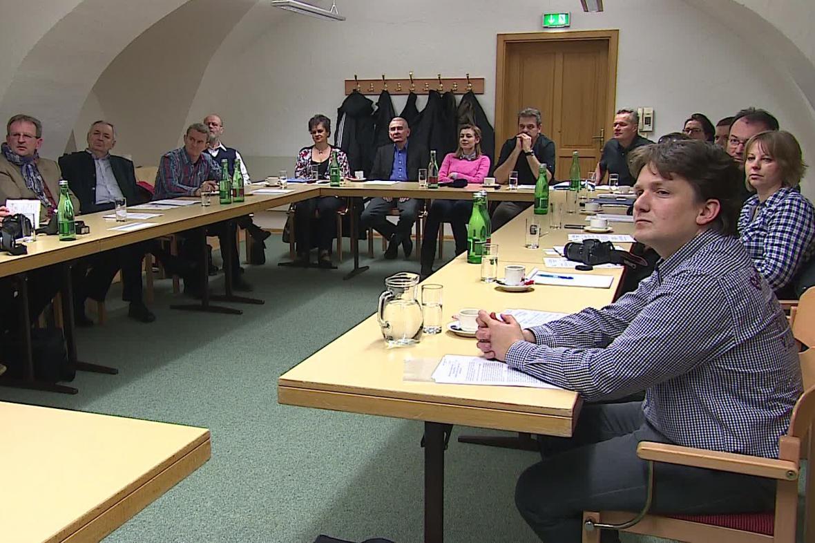 Větrný park má své odpůrce na české i rakouské straně hranic