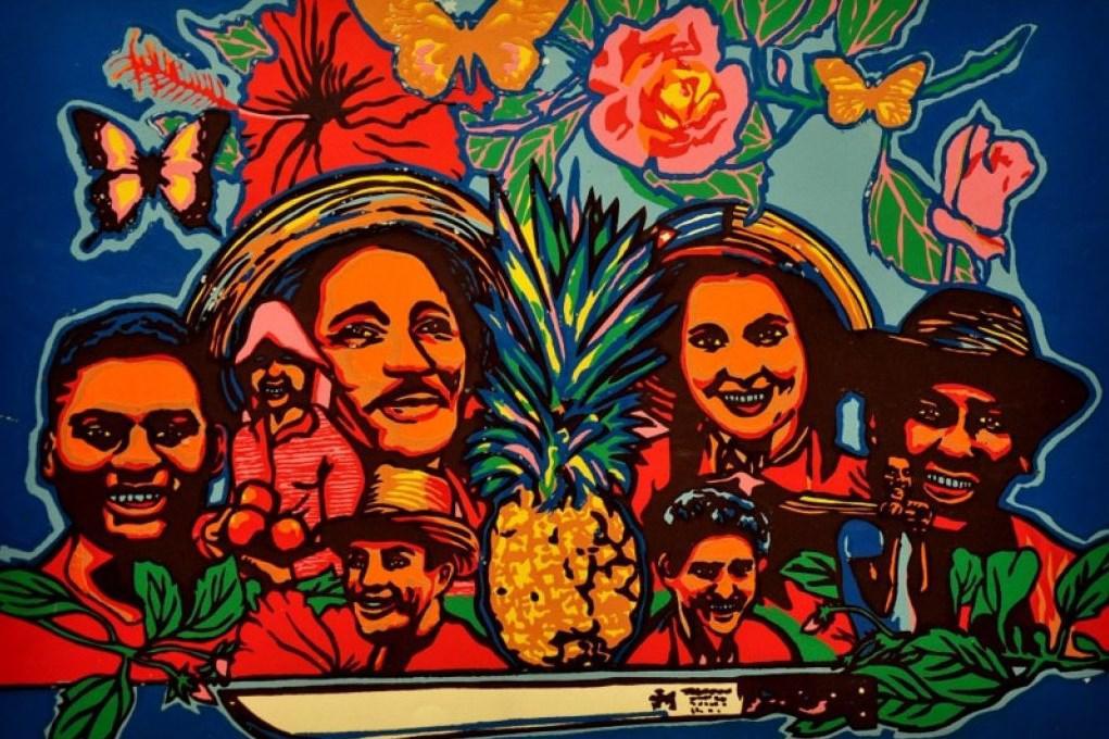 Výstava kubánských plakátů