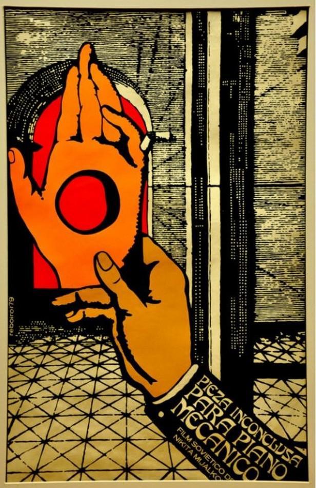 Kubánské plakáty v galerii Mánesova 54