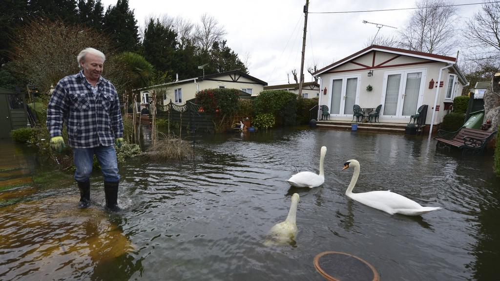 Extrémní počasí sužuje Británii už celé týdny