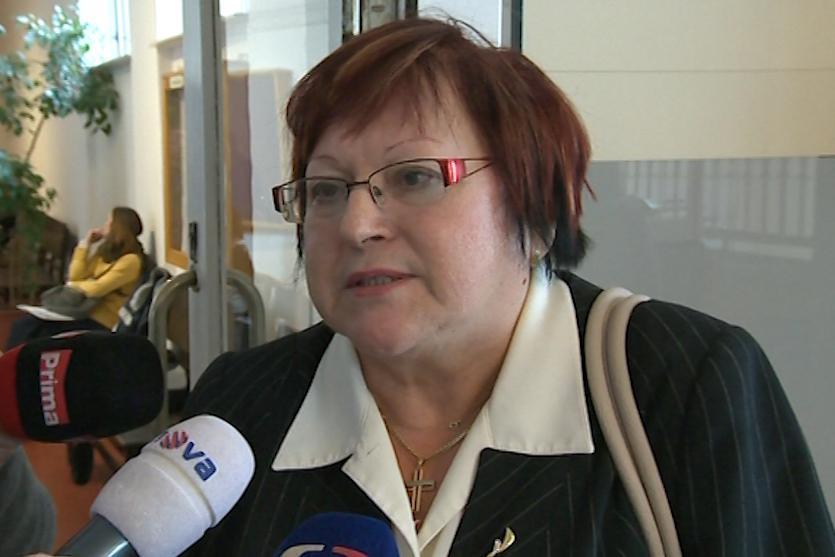 Zmocněnkyně pozůstalých Anna Kapsová