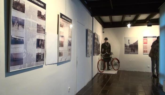 Výstava 'Nálety na Kolín'