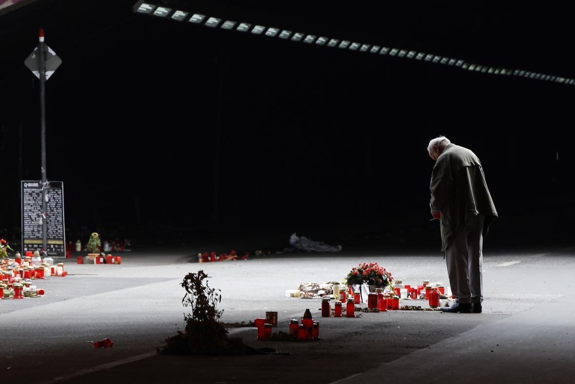 Vzpomínka na mrtvé z Duisburgu