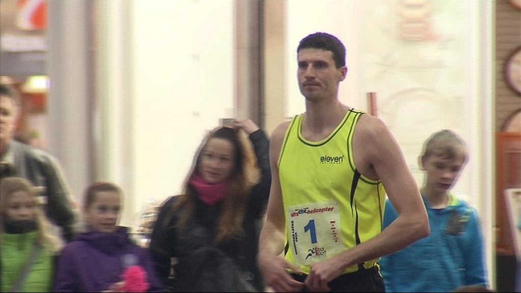 Jaroslav Bába nesplnil limit na halové mistrovství ani v Brně