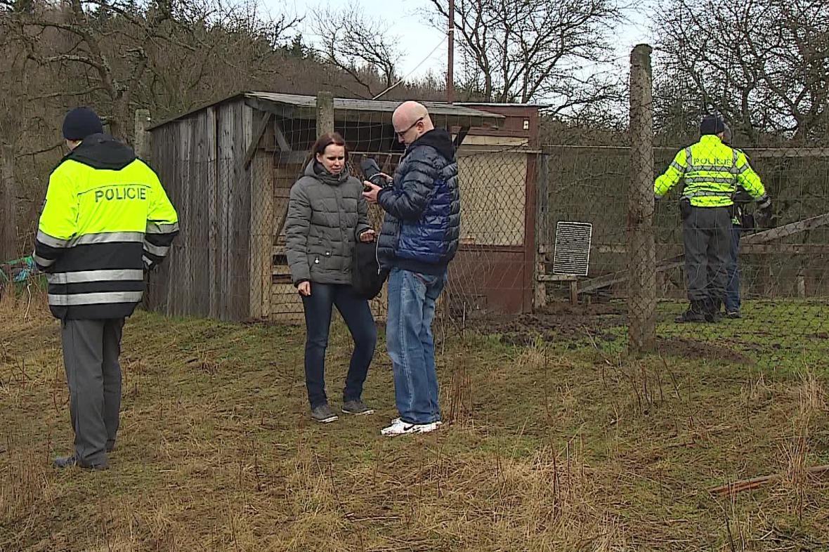 Případ vyšetřují i policisté