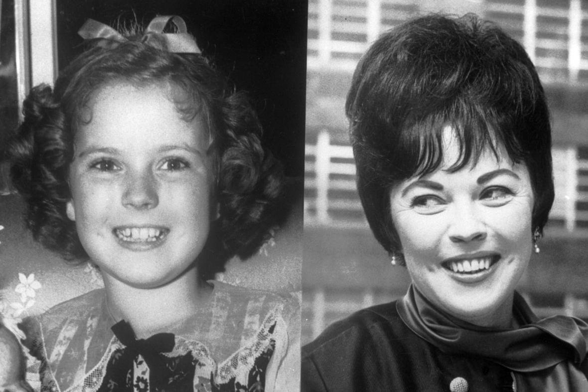 Shirley Templová-Blacková
