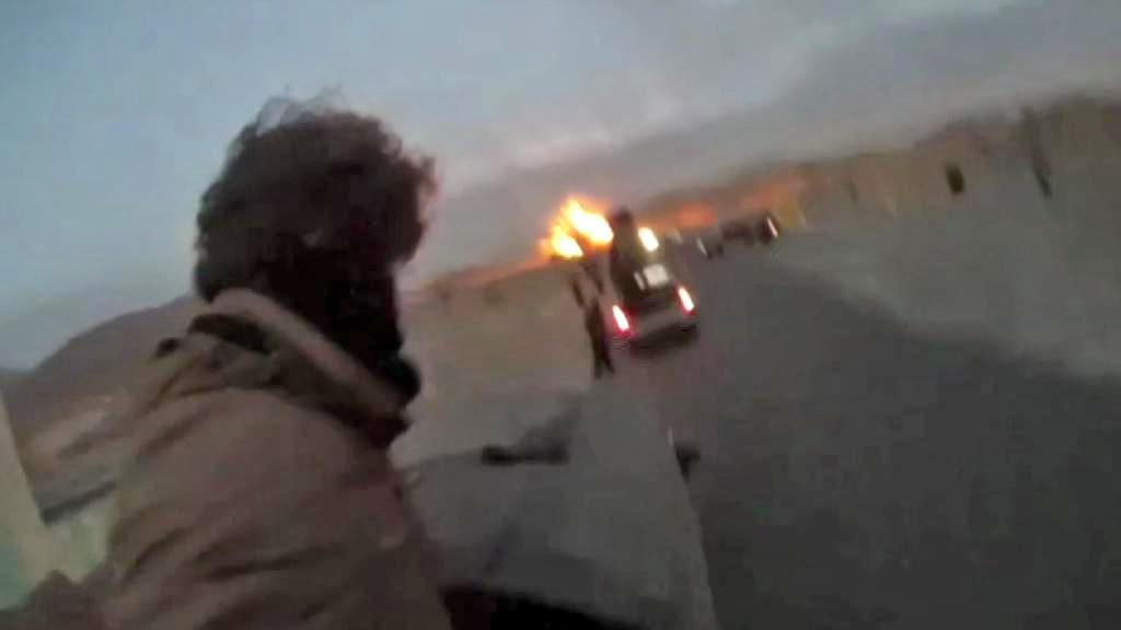 Javier Colorado natočil atentát na autobus s poutníky