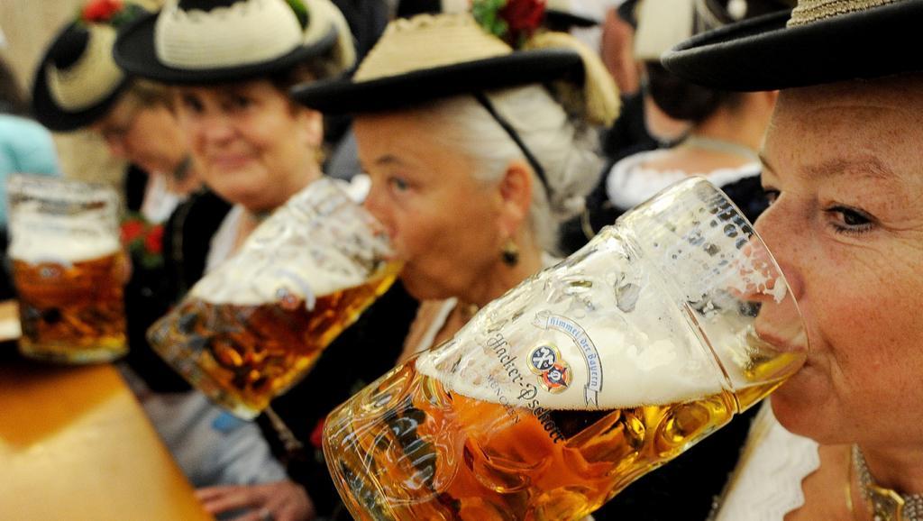Německé pivo usiluje o zapsání do UNESCO