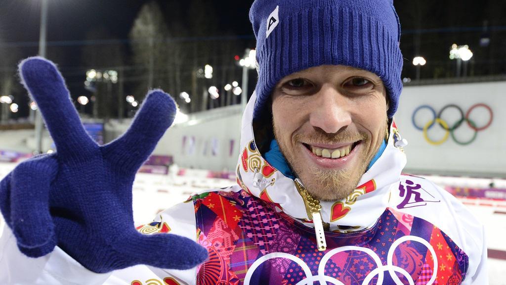 Radost prvního českého medailisty ze ZOH 2014
