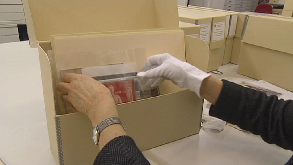 Národní galerie vystaví dokumenty o práci památkářů během války