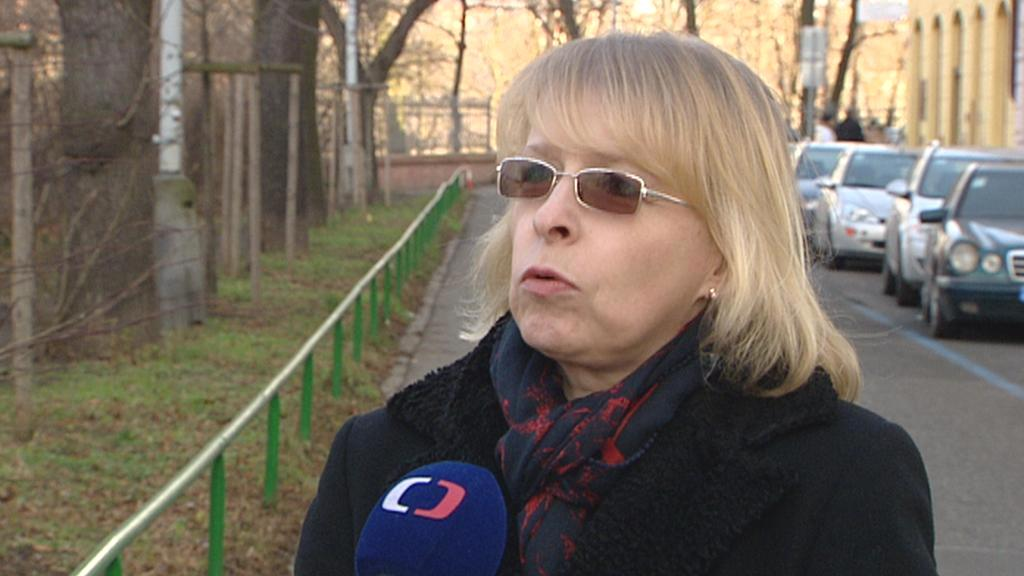 Marvanová zastupuje skupinu klientů H-Systemu ze sdružení Maják