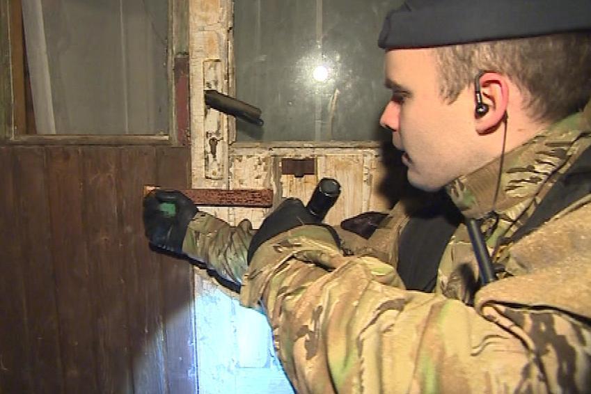 Policejní kontrola chat