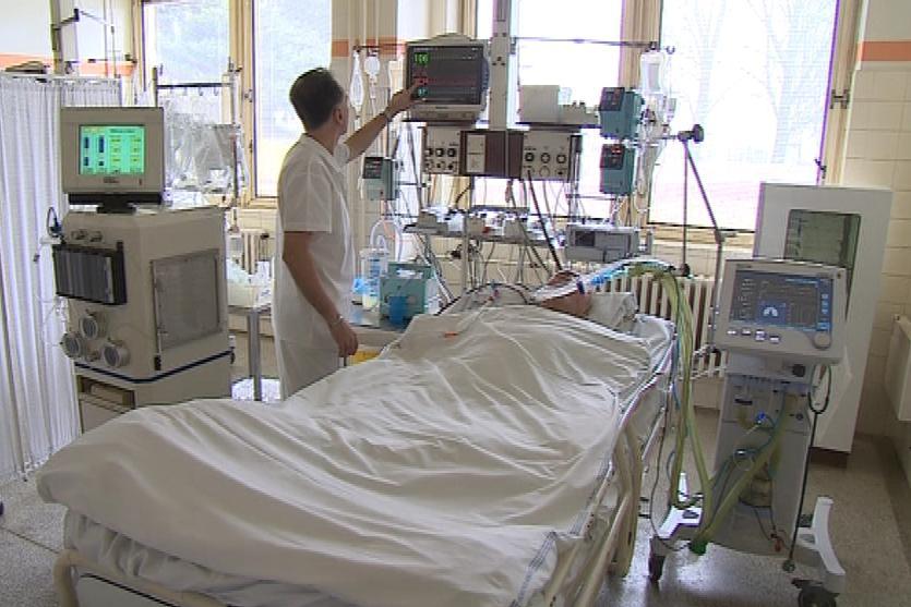 Pacient s otravou metylalkoholem