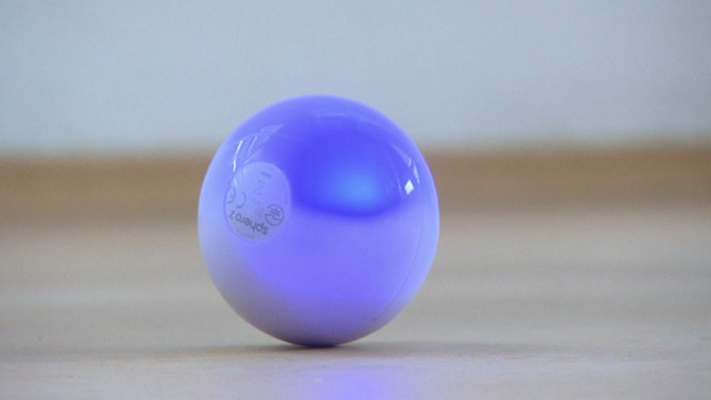 Robotická koule