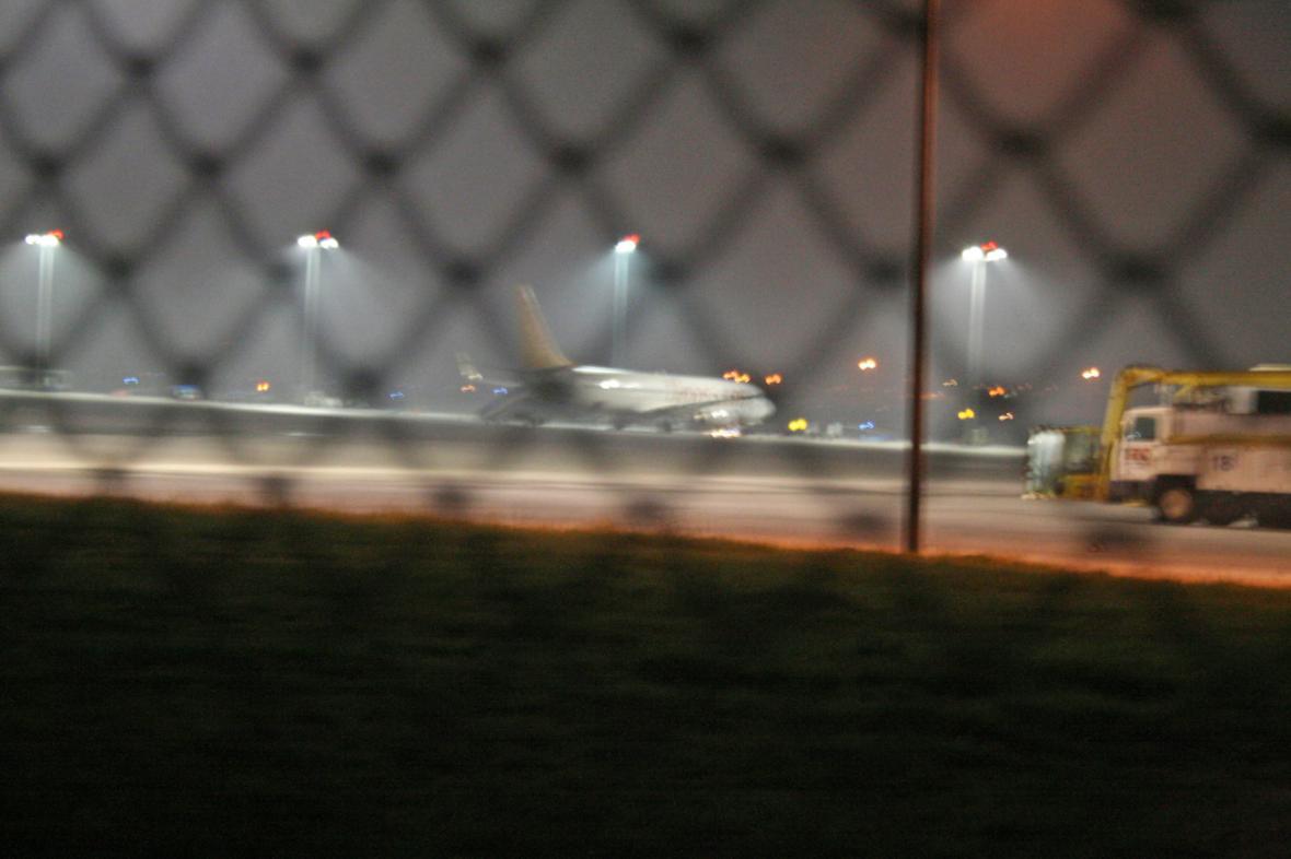 Boeing 737-800 společnosti Pegasus na letišti v Istanbulu