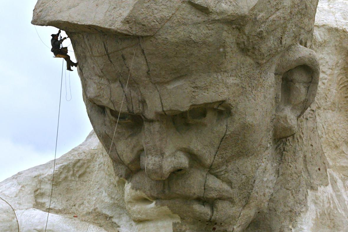 Pomník hrdinům z Brestu