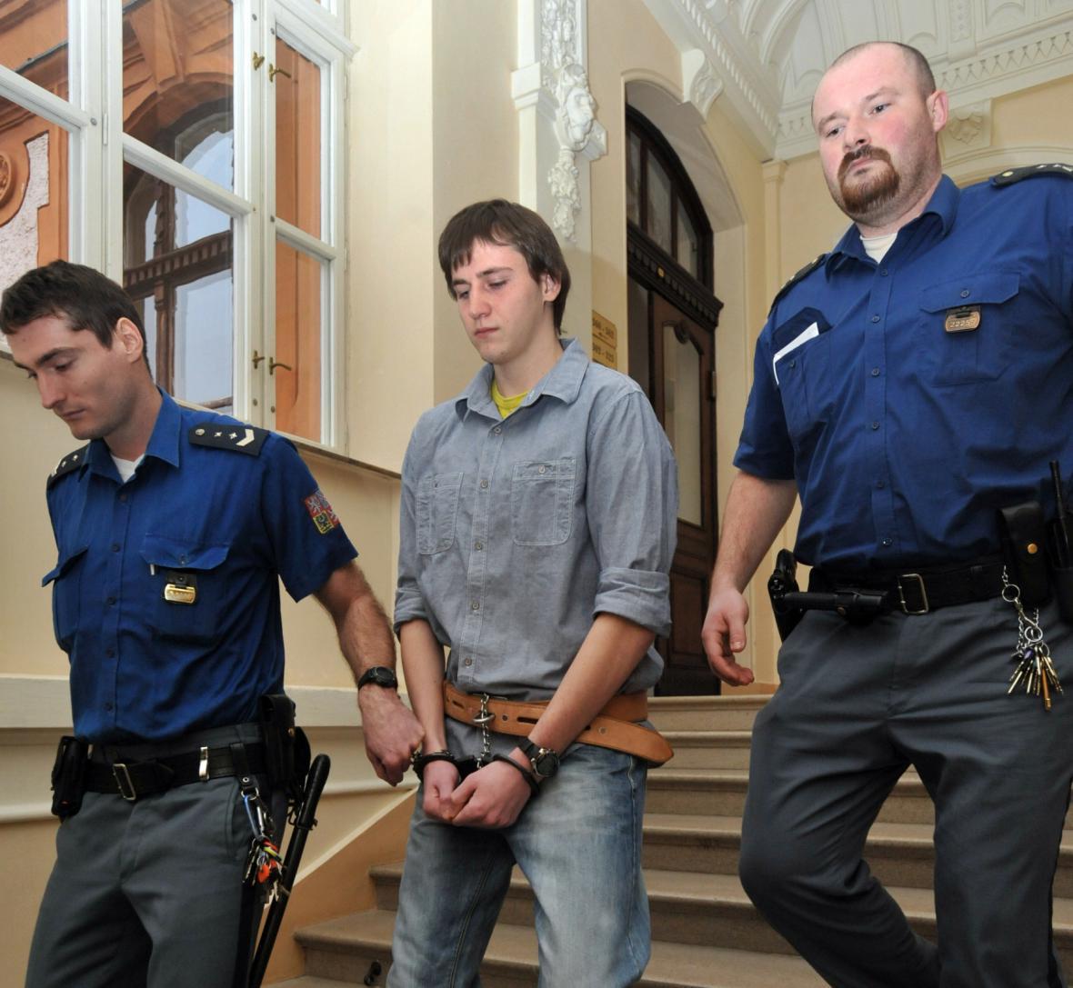 Obžalovaný Michal Kisiov
