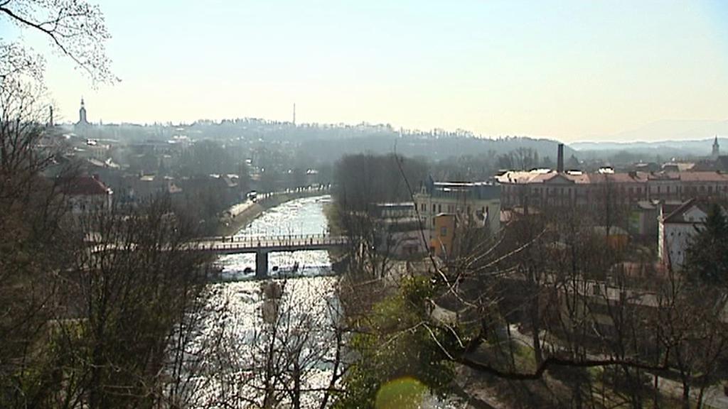 Most Družby v Českém Těšíně