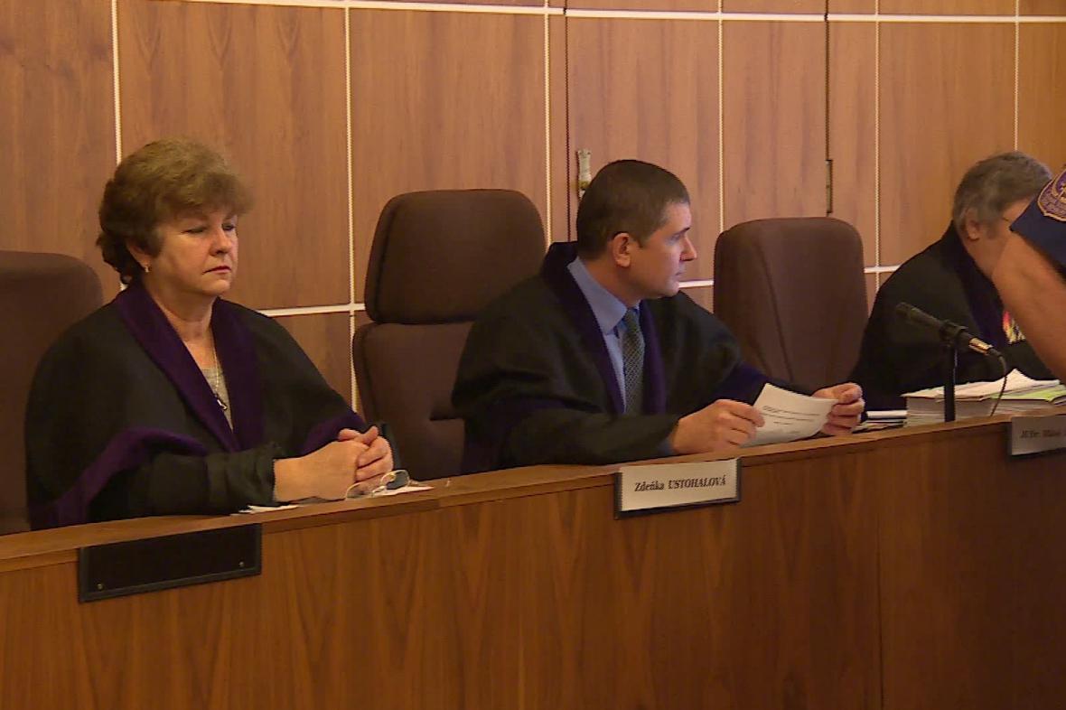 Soudci Krajského soudu v Brně