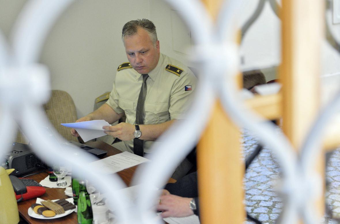 Úřadující šéf Vojenského zpravodajství Rostislav Pilc