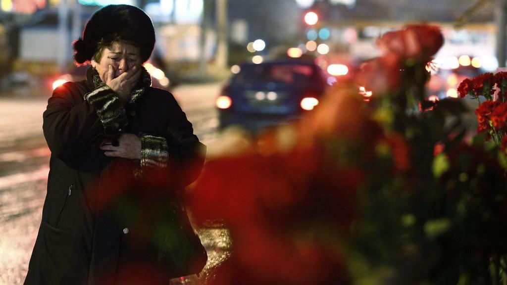 Smutek ve Volgogradu