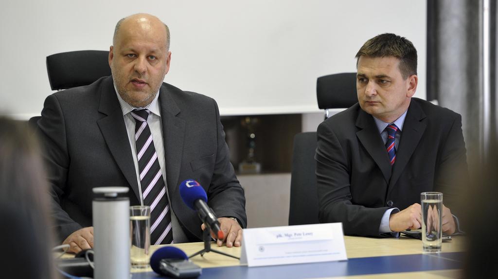 Petr Lessy a Martin Červíček (archivní foto)