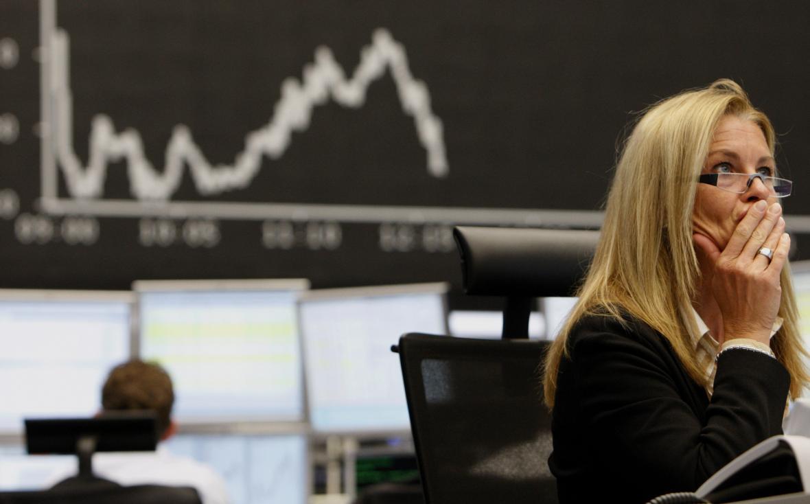 Počátky finanční krize
