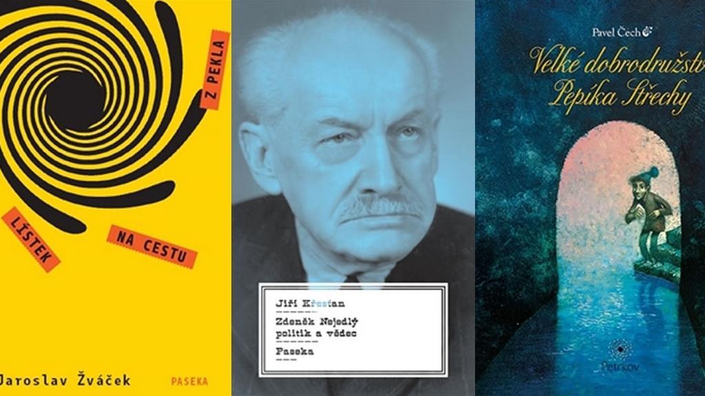 Knihy oceněné Magnesií Literou za rok 2012