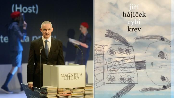 Magnesia Litera 2012: Kniha roku pro Jiřího Hájíčka za román Rybí krev