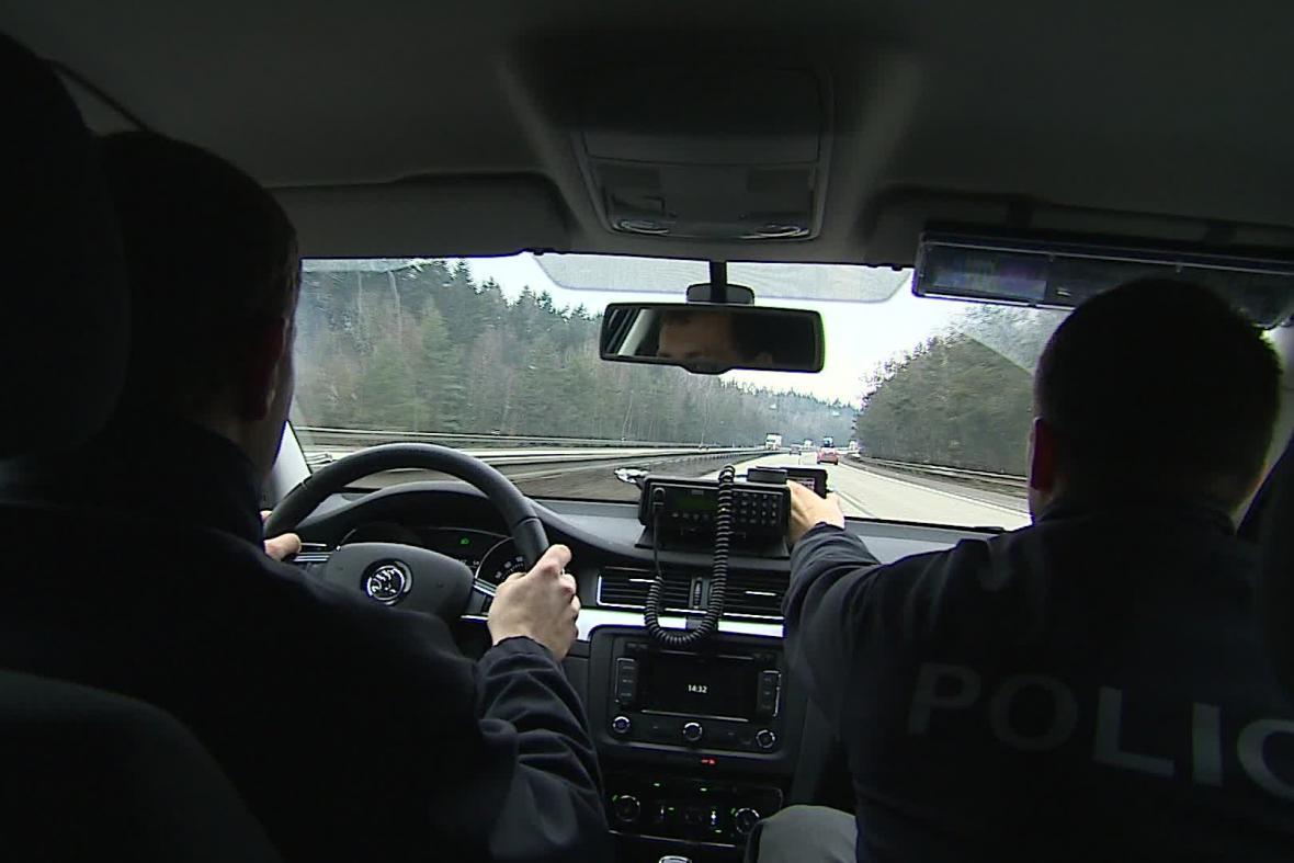Dálniční policie