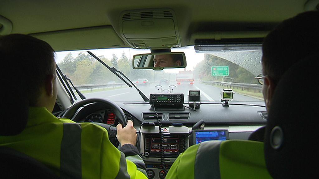 Policejní passaty v akci