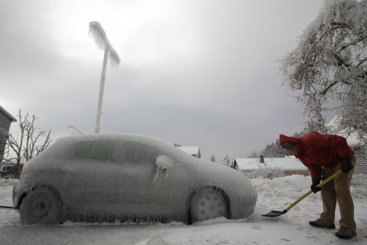 Slovinsko se potýká s přírodní katastrofou