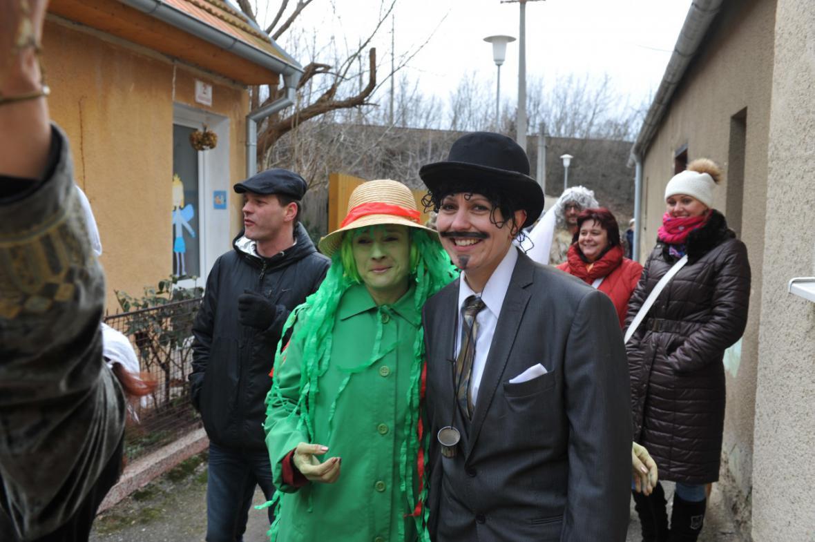 Masopust v Brně